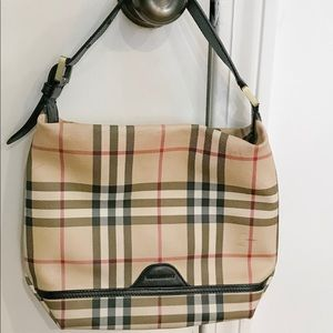 Burberry Tote - Vintage Check - Small